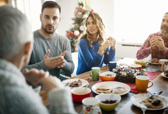 Getting the Conversation Started: Tips for Family Members, Friends and Caregivers